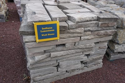 Picture of Our Limestone Wall Stone