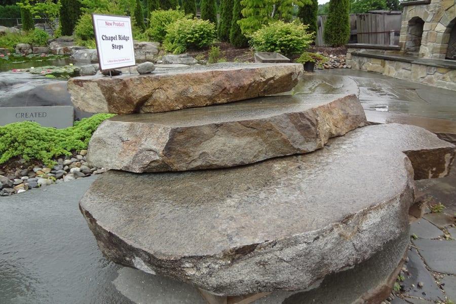 Sawn Chapel Ridge Natural Stone Steps Wicki Stone