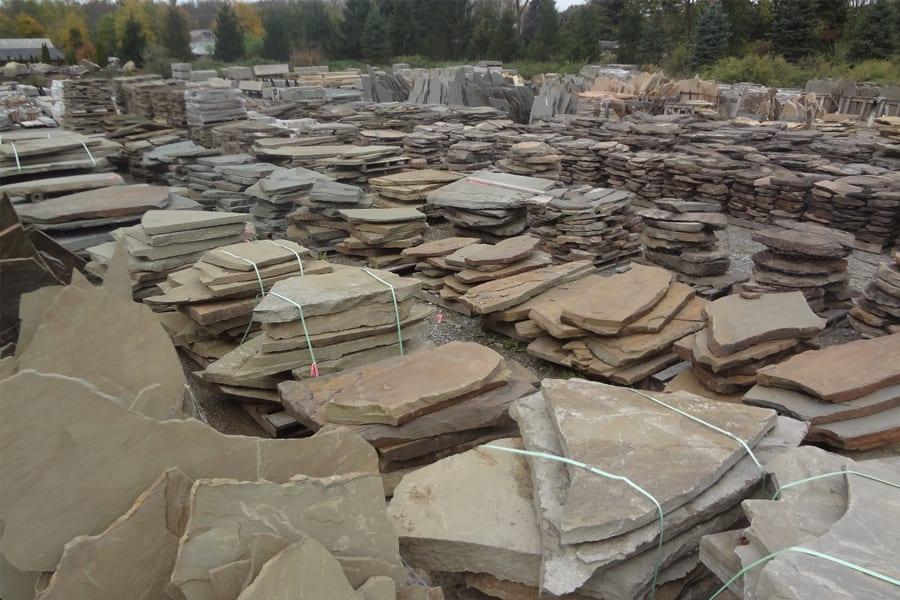 Irregular Stone Inventory