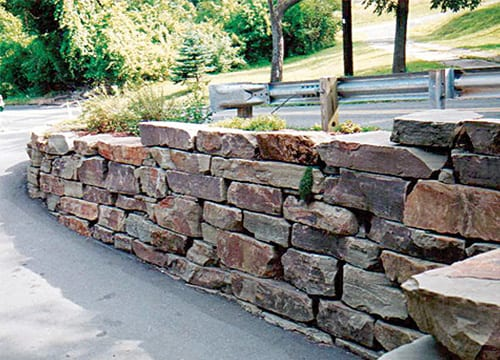 Karney® Chunks wall stone - larger pieces