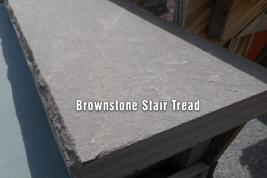 brownstone-stair-tread-close-up-picture