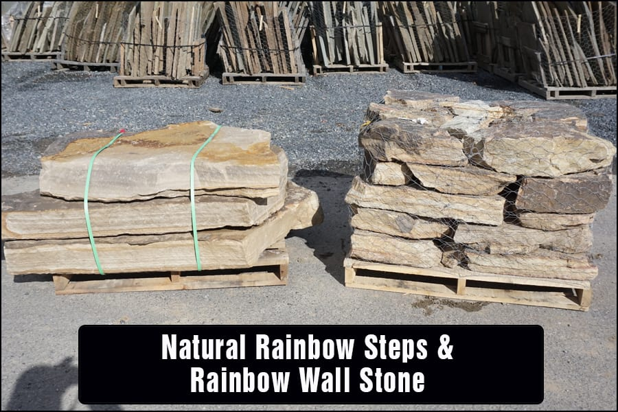 Natural-Rainbow-Steps-Rainbow-Wallstone