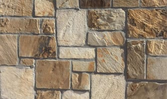 Canyon Ledge Castlestone Imported Thin Veneer