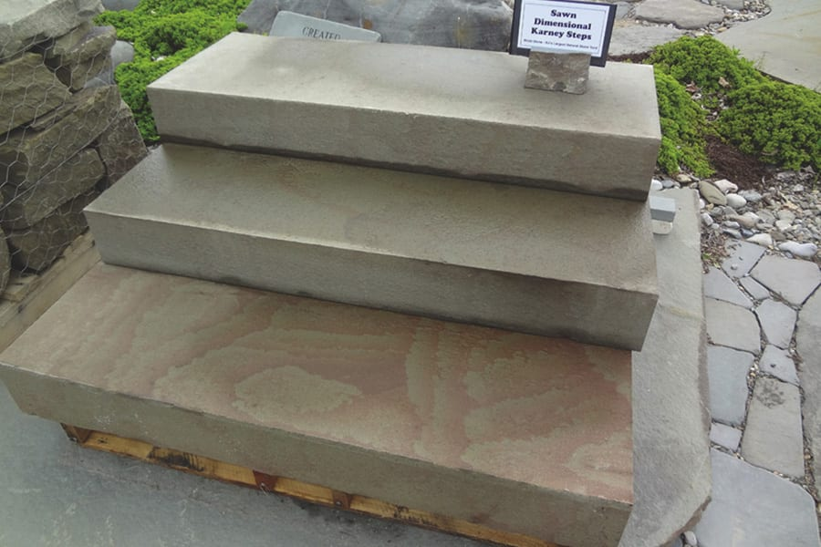 Full size photo of dimensional Karney Steps