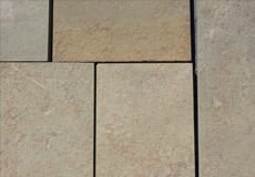 Karney Mustard Color Pool and Porch Deck stone from Wicki Stone