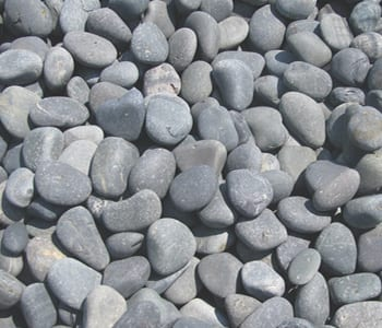 Picture of Mexican Beach Pebbles decorative Landscape Stone
