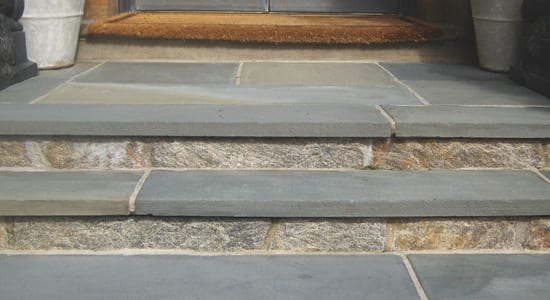 Natural Stone Stair Treads At Wicki Stone