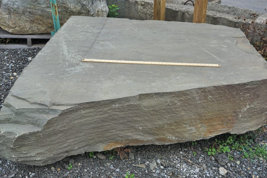 A Placement Rock example