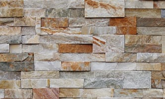 Picture of Golden Honey thin veneer ledgestone