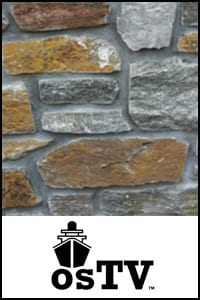 We carry ostv thin veneer building stone
