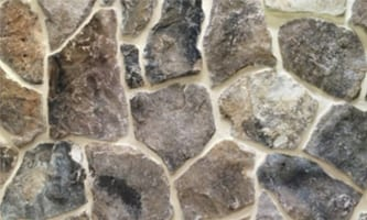 Amish county thin veneer building stone choices