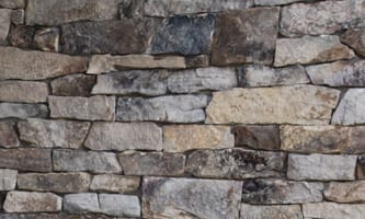 Tuscarora Stacked Ledge-Thin Veneer building stone from Lancaster County PA