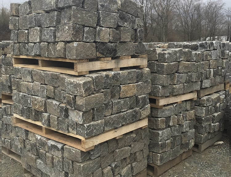 Reclaimed Belgian Block