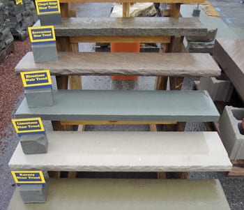 Stair treads we sell with pictures in pdf format