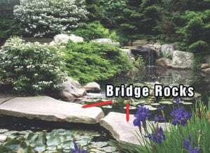 Examples of bridge rocks