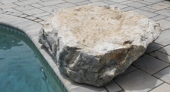 We sell dive rocks for swimming pools - they are lused like diving boards