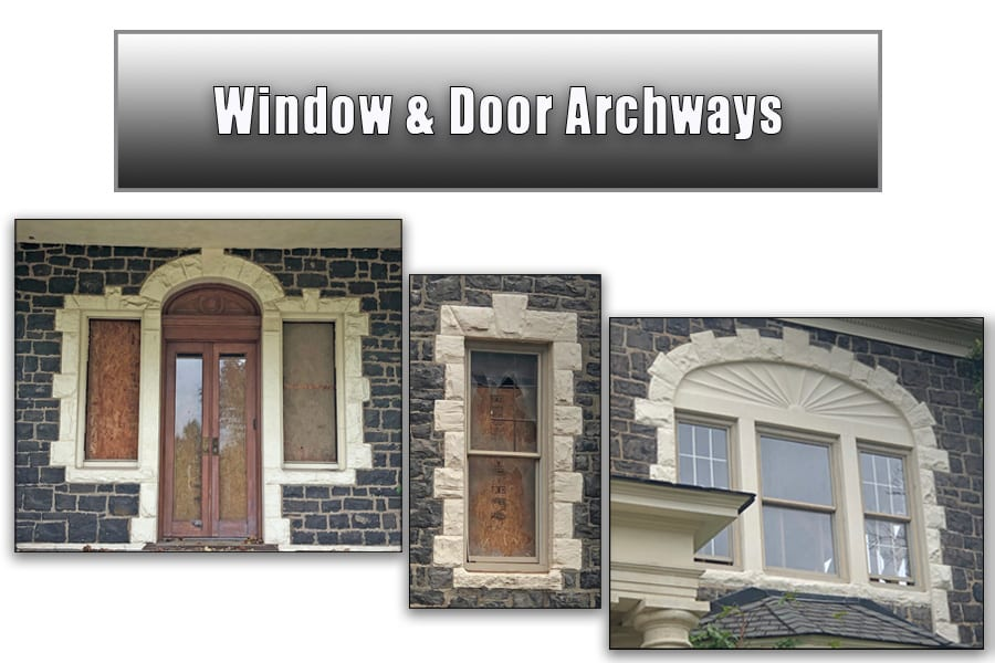 Reclaimed-Window-and-door-archways-From-Old-Estate
